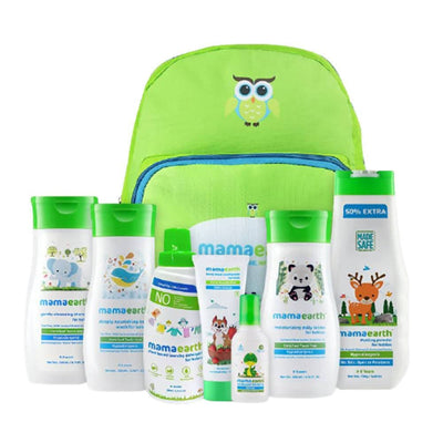 Mamaearth Baby Essential Hamper Kit For Babies