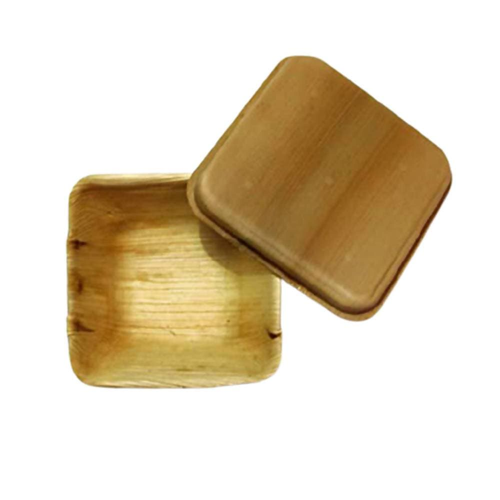 Eco Friendly Areca Leaf Tiffin Box ( Bowl With Plate) -300 ml