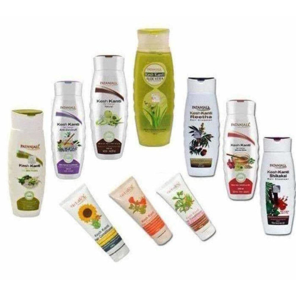 Patanjali Hair Care Combo Pack