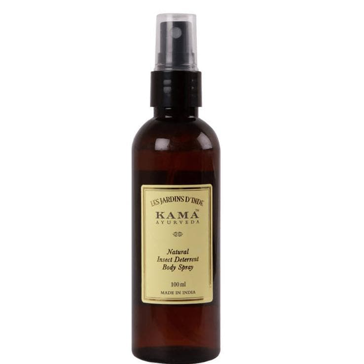 Kama Ayurveda Natural Insect Deterrent Body Spray