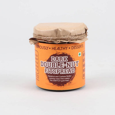 Health Kitchen By BB - Dark Double-Nut Fit Spread - Distacart