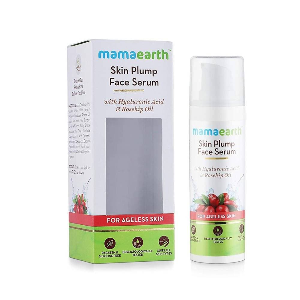 Mamaearth Skin Plump Face Serum For Ageless Skin