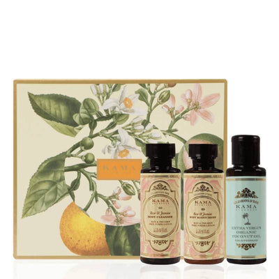 Kama Ayurveda Top To Toe Nourishment Gift Box