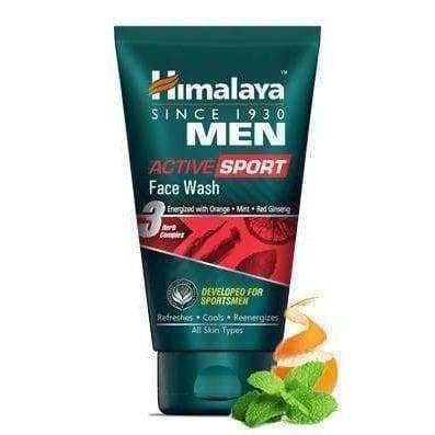 Himalaya Herbals - Men Active Sport Face Wash