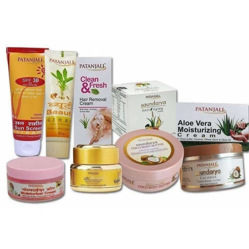 Patanjali Beauty Care Combo