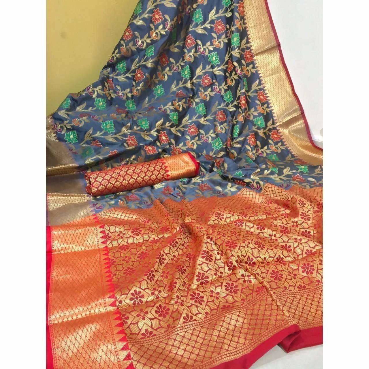 New Designer Banarasi Saree