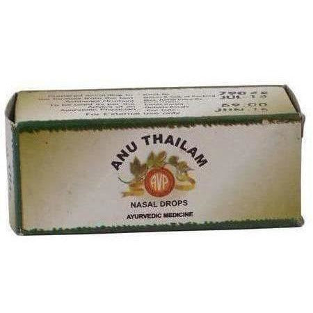 AVP ANU THAILAM 10ml Pack of 10
