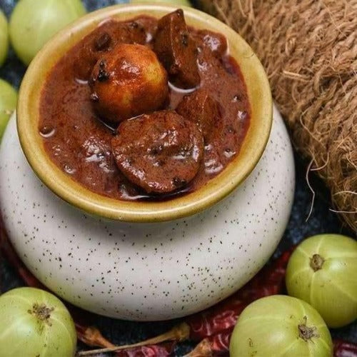 Amla Red Chilli Pickle / Aanvala Laal mirch Achaar - Dista Cart