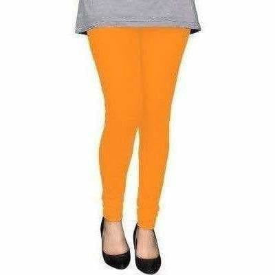 Dark Yellow Legging for Women