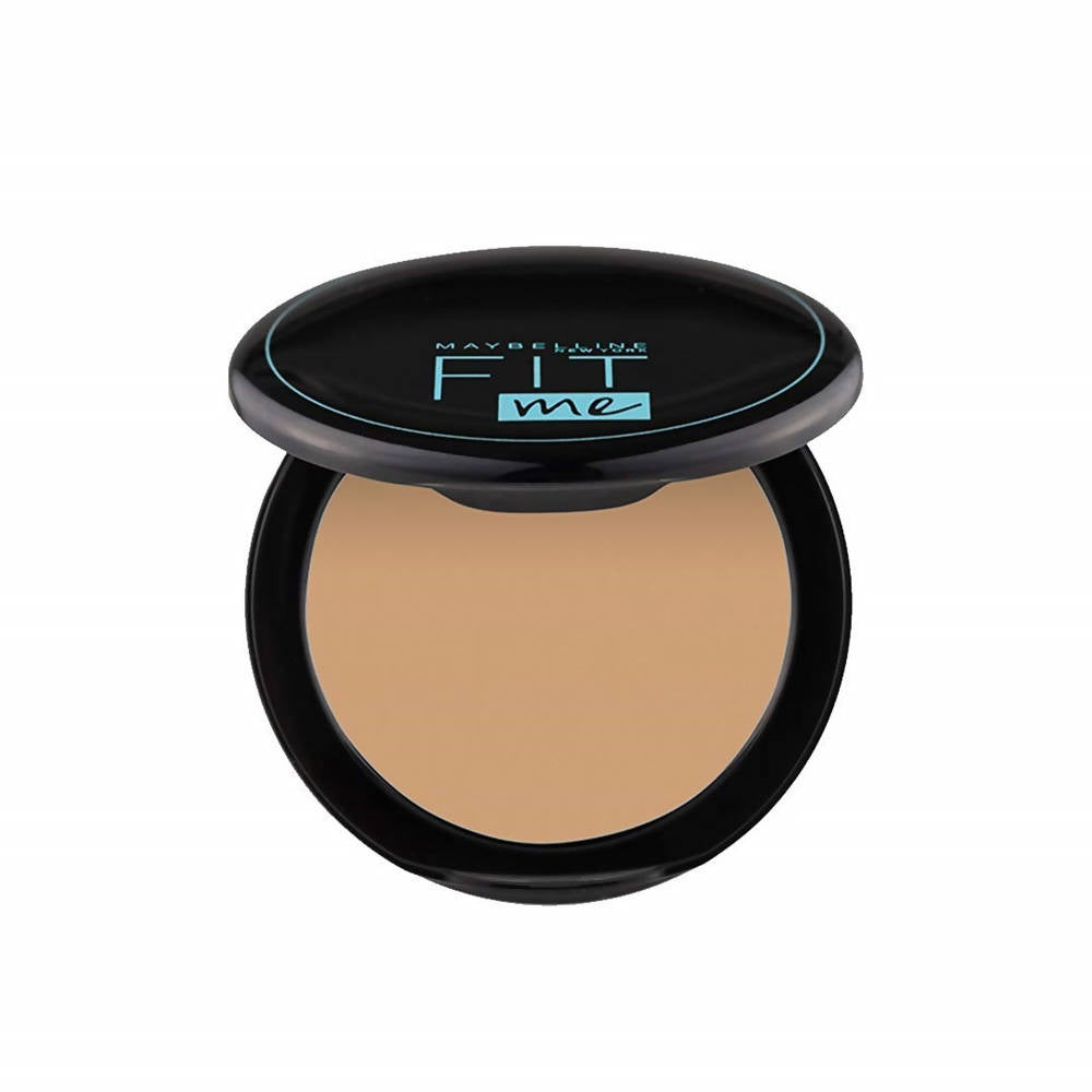 Maybelline New York Fit Me 12Hr Oil Control Compact, 220 Natural Beige (8 Gm) - Distacart