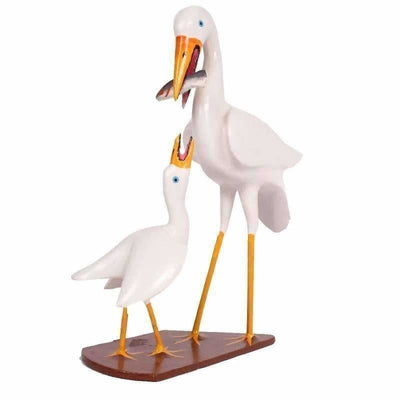 Nirmal Crane Wooden Toy