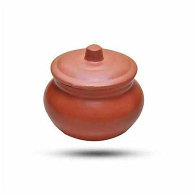MittiCool Clay Curd Pot with Cap