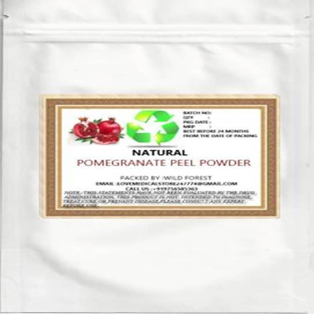 Natural Pomegranate Peel Powder