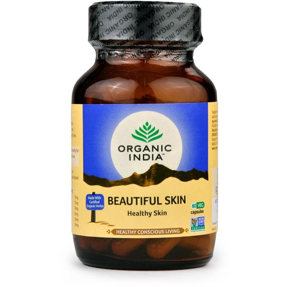 Organic India Beautiful Skin