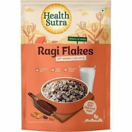 Health Sutra Ragi Flakes - Distacart