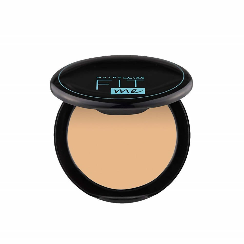 Maybelline New York Fit Me 12Hr Oil Control Compact, 128 Warm Nude (8Gm) - Distacart