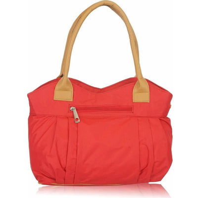 Hand-held Bag  (Red) - Distacart