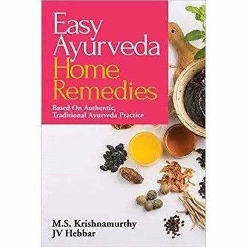 Easy Ayurveda Home Remedies - Distacart