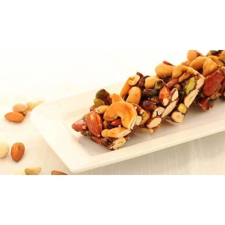 Vellanki Foods Dry Fruit Chikki