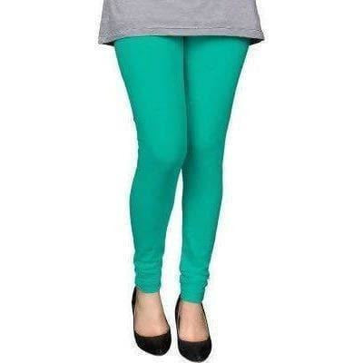 Turquoise Green Legging for Women