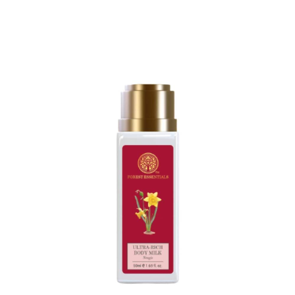Forest Essentials Ultra-Rich Body Milk Nargis - Distacart
