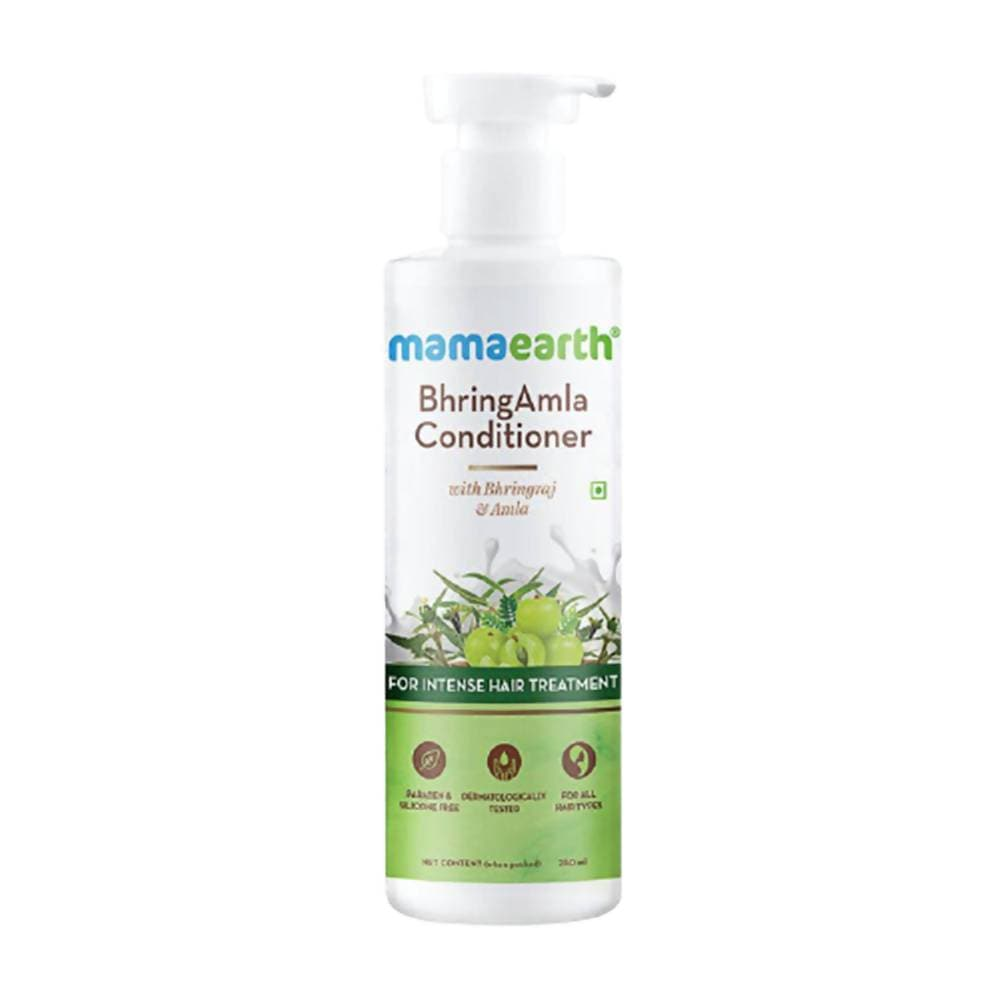 Mamaearth Bhringamla Conditioner For Intense Hair Treatment