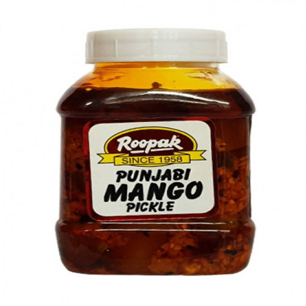 Roopak Punjabi Mango Pickle - Distacart