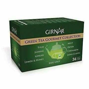 Girnar Green Tea Gourmet Collection