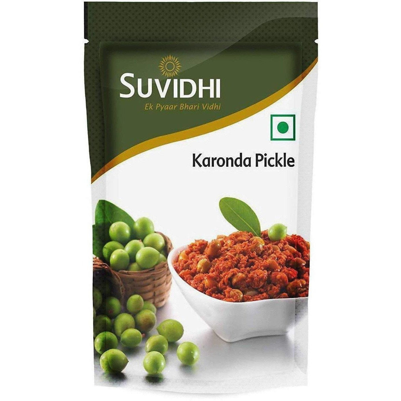 Suvidhi Karonda Pickle