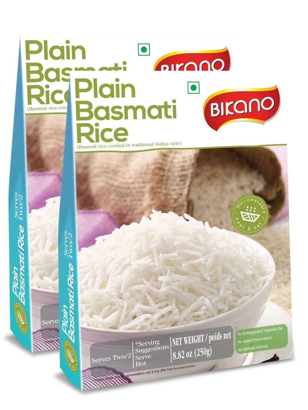 Bikano Plain Basmati Rice