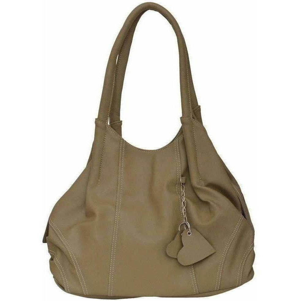 Hand-held Bag  (Beige) - Multi Colours