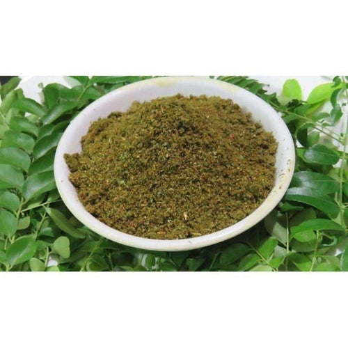 Curry Leaves powder/Karivepaku powder - Dista Cart