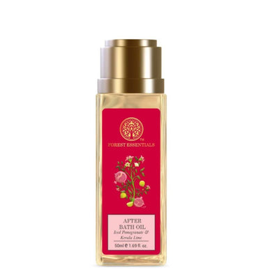 Forest Essentials After Bath Oil Iced Pomegranate & Kerala Lime - Distacart