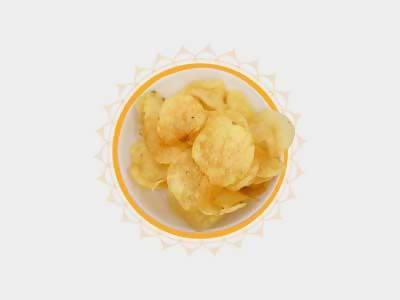 Nathu's Aloo Chips