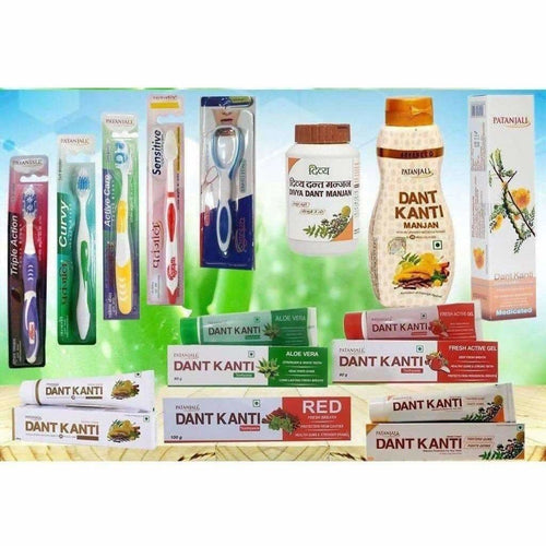 Patanjali Dental Care Combo