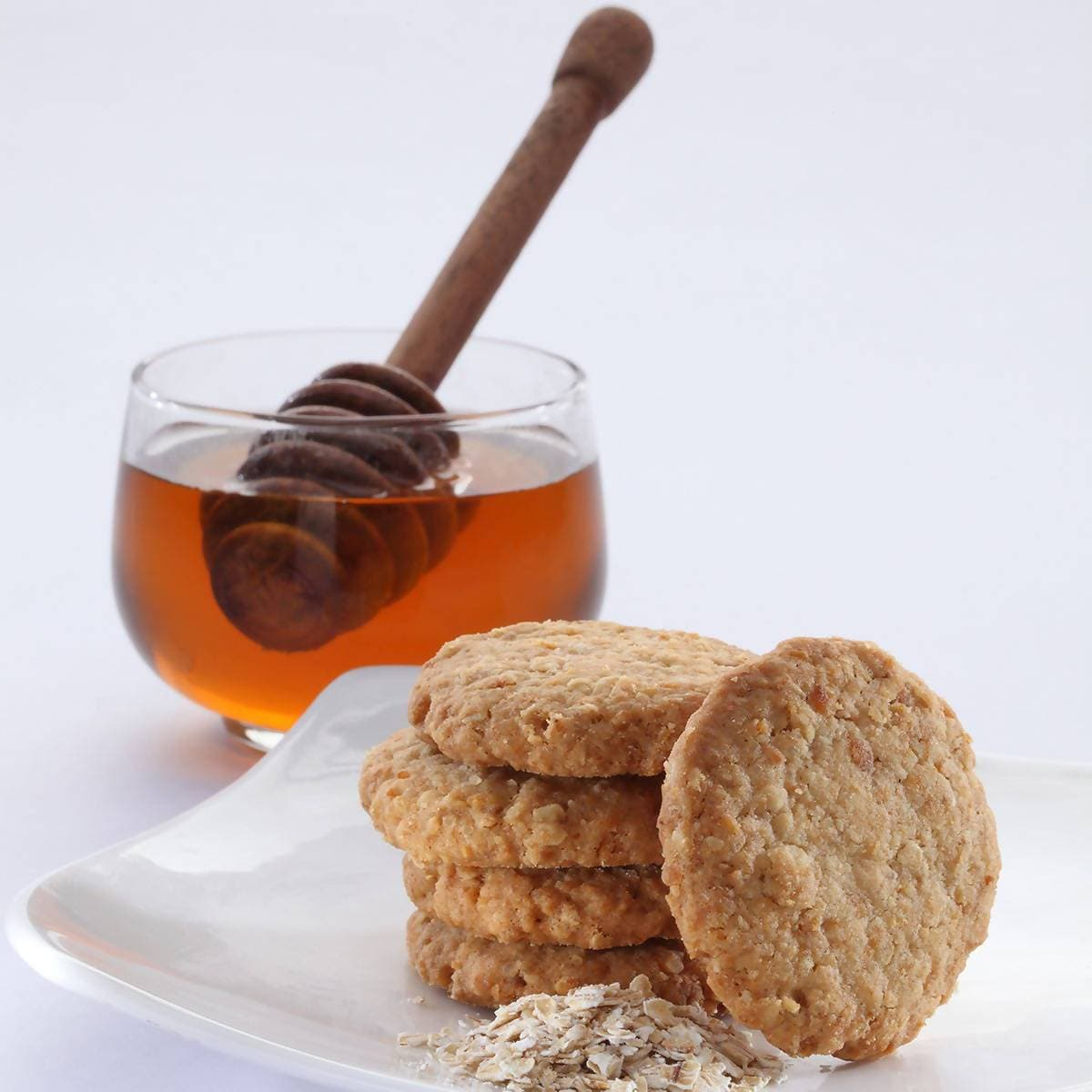 Cafe Niloufer Honey Oats Cookies