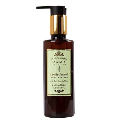 Kama Ayurveda Lavender Patchouli Body Cleanser - Distacart