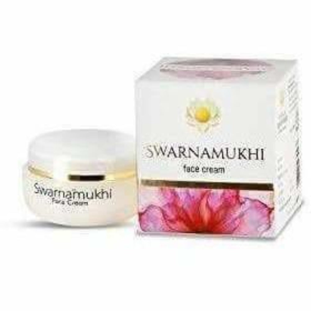 Kerala Ayurveda Swarnamukhi Face Cream for Dry Skin - 20 g