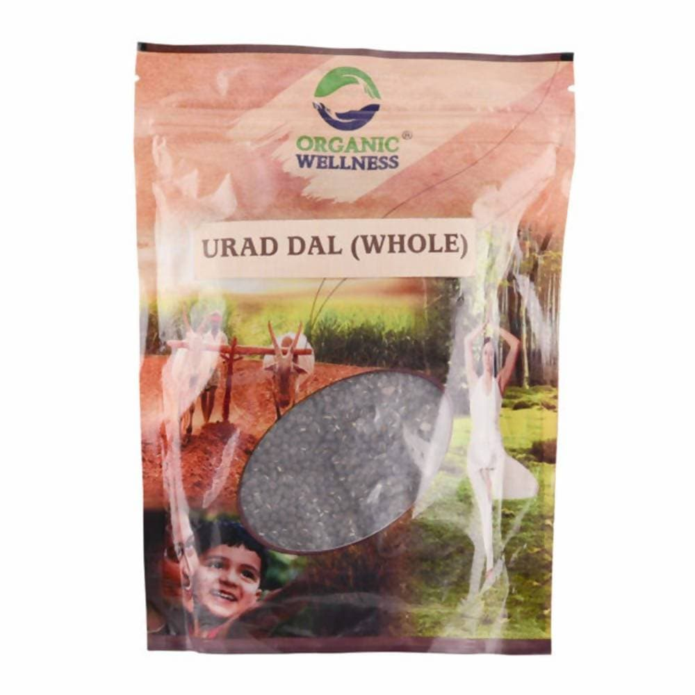 Organic Wellness Urad Dal Whole