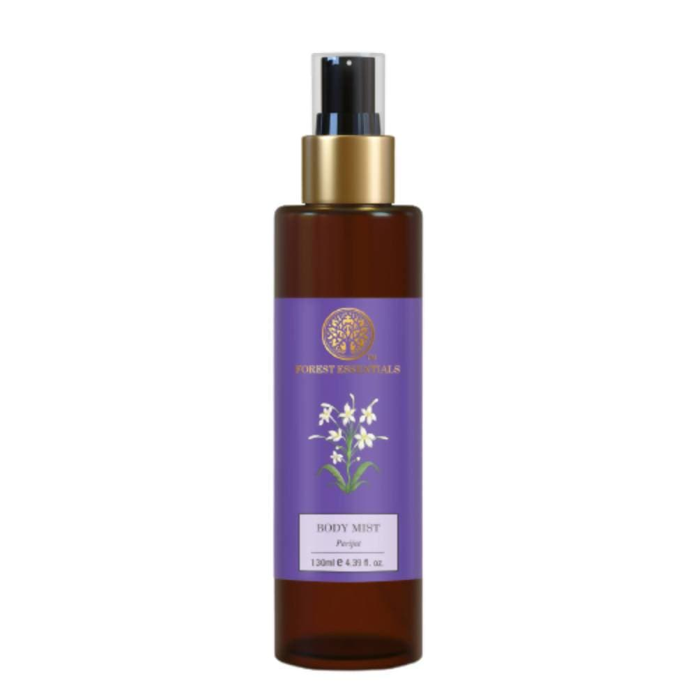 Forest Essentials Body Mist Parijat - Distacart