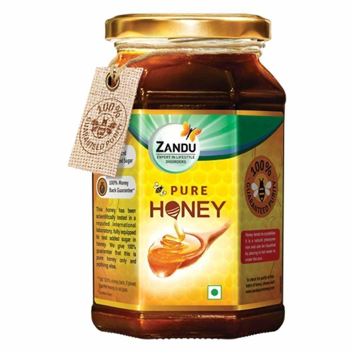 Zandu Honey - 500 gms