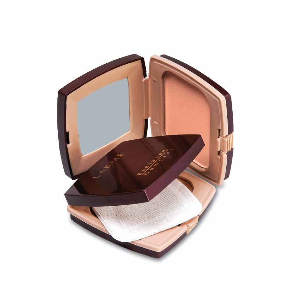 Lakme Radiance Compact Natural Powder - Pearl - Distacart