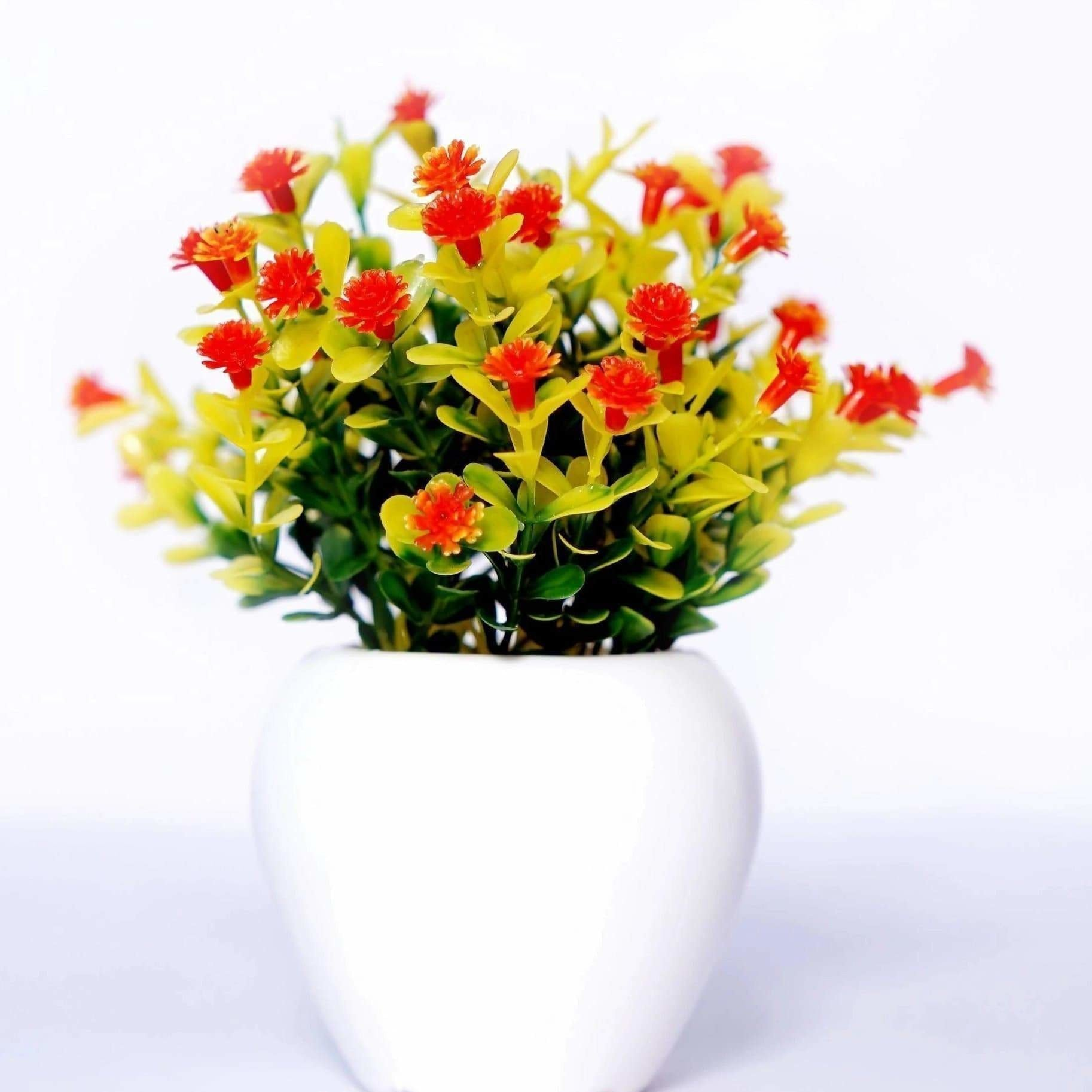 Chahat Decorative Artificial Flower plant