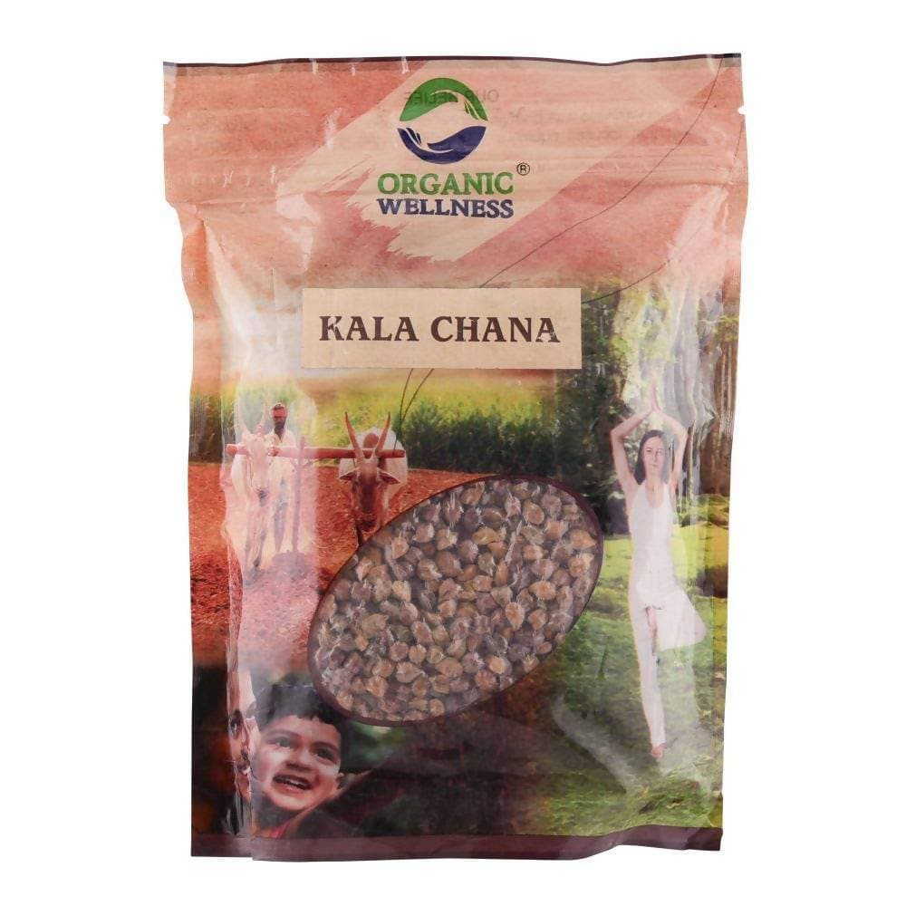 Organic Wellness Kala Chana