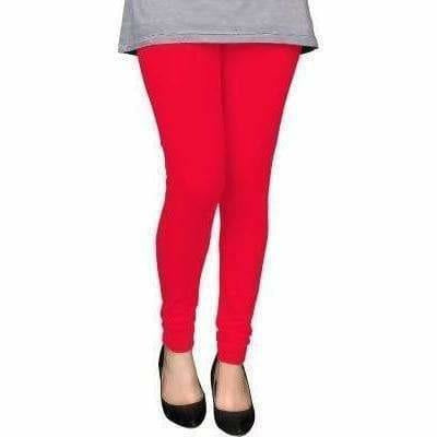 Red Legging for women