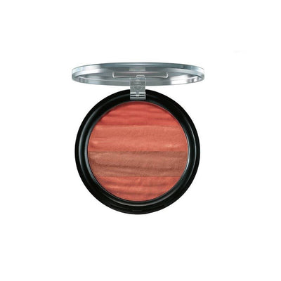Lakme Absolute Illuminating Blush - Shimmer Brick In Coral - Distacart