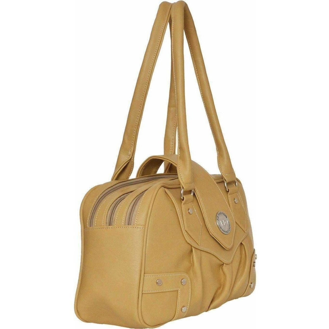 Beige Women Shoulder Bag  - Dista Cart