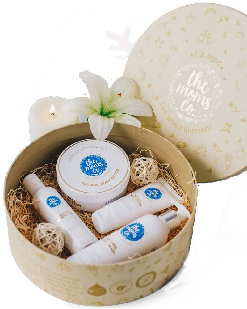 The Moms Co Mom-To-Be Complete Care Gift Set - Distacart