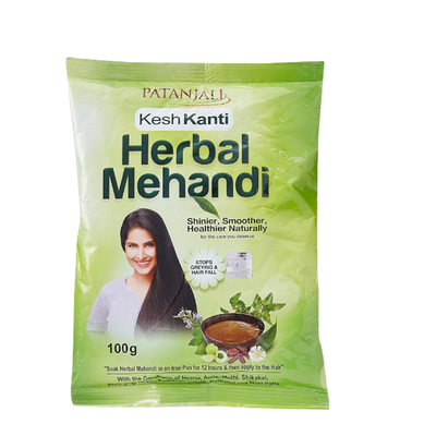 Patanjali Herbal Mehandi (100 GM) - Distacart