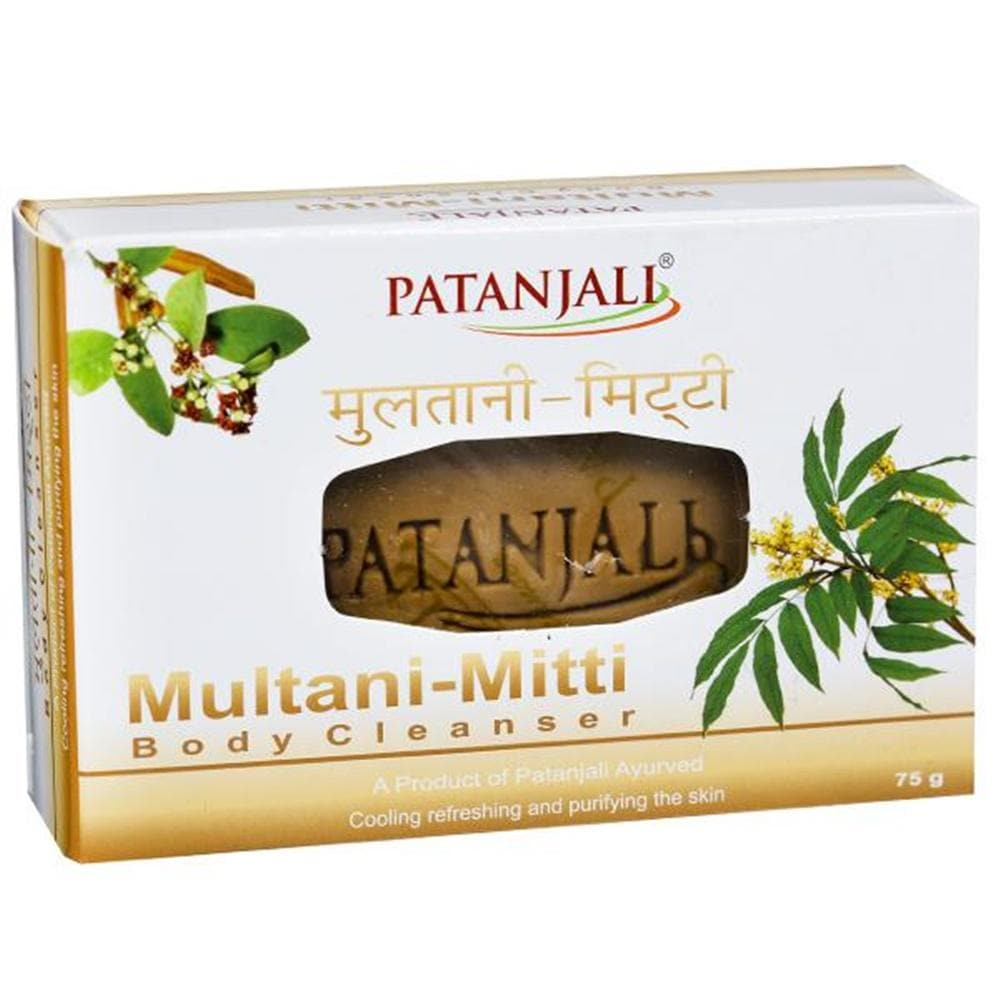 Patanjali Multani - Mitti Body Cleanser - Distacart